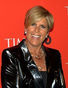 """Susan Lynn """"Suze"""" Orman-- (born June 5, 1951) is an American author, financial advisor, motivational speaker, and television host. Orman was born in Chicago and pursued a degree in social work. She worked as a financial advisor for Merrill Lynch. In 1983 she became the vice-president of investments at Prudential Bache Securities. In 1987, she founded the Suze Orman Financial Group. Her program The Suze Orman Show began airing on CNBC in 2002."""
