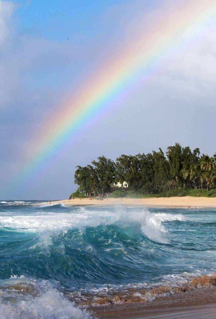 Sunset Beach, Oahu's North Shore, SD