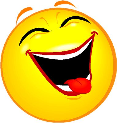 15 laughing face clip art.
