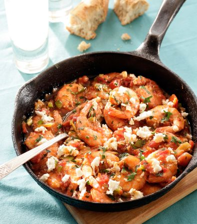 17 best greek fish seafood recipes images on pinterest seafood spicy shrimp with feta ouzo cilantro greek food greek cooking greek forumfinder Choice Image