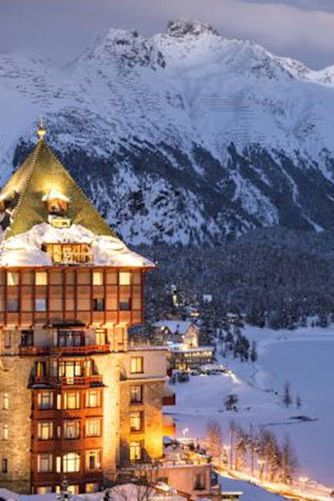 The 10 Best Ski Resorts in the Whole Entire World via @PureWow