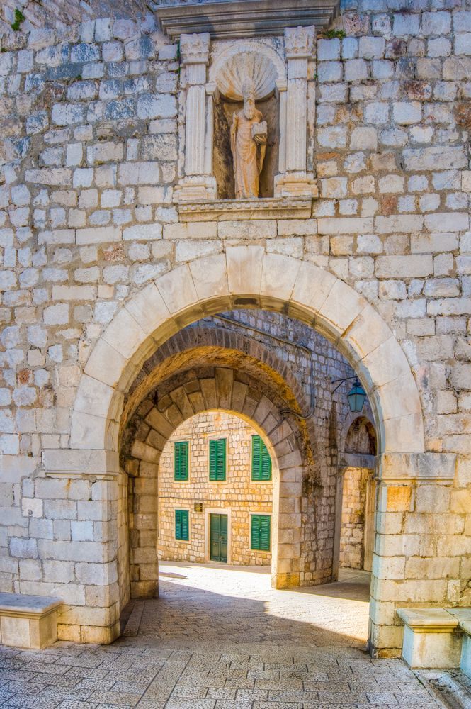 8 Locations in Croatia used for Game of Thrones shooting that you can visit #travel #croatia