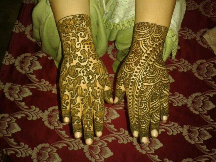 Pretty arabic design