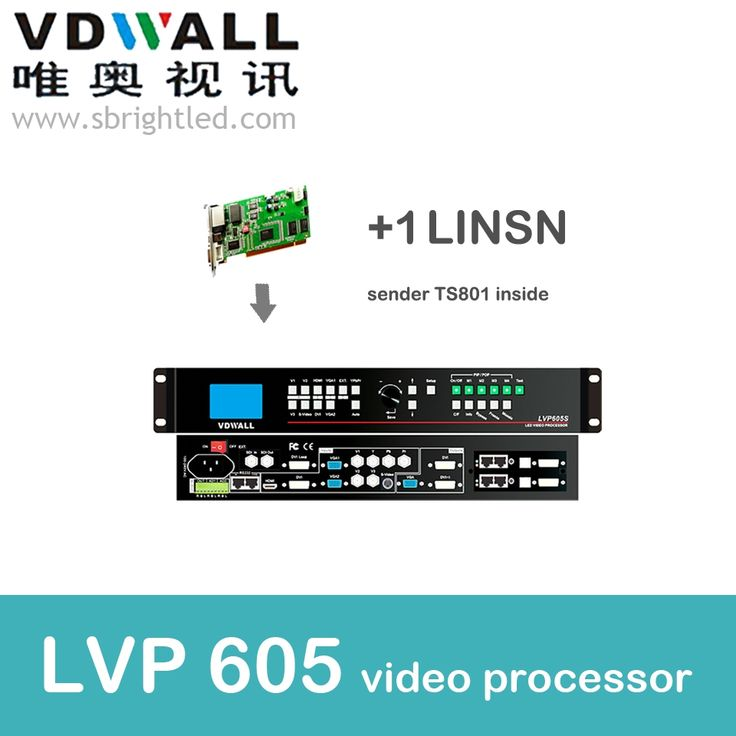 840.00$  Watch here - http://ali7s7.worldwells.pw/go.php?t=1077515882 - freeship vdwall lvp605 and 1 pc linsn ts802 video processor scaler PRICE led video wall controller transmitting card led