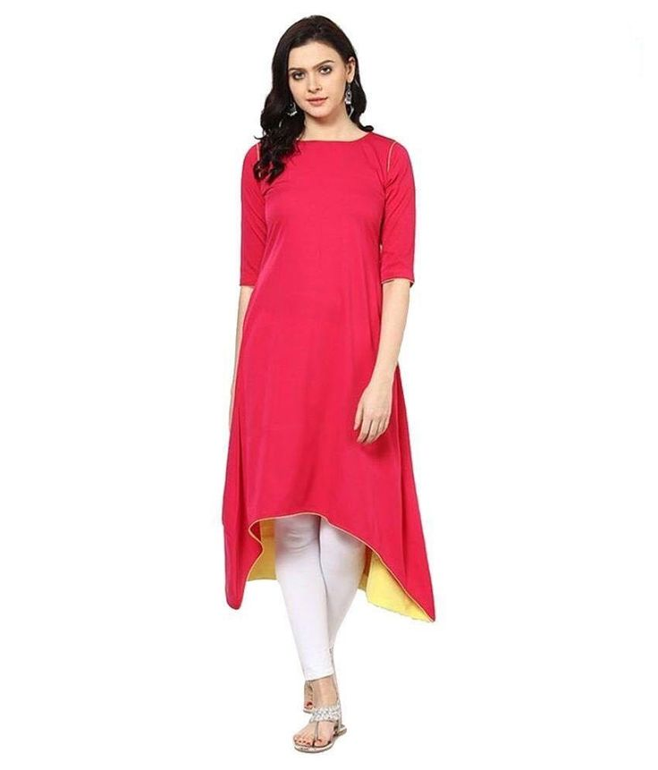 New Designer Gajri Color Long Cotton Kurti_SF-1626 Saiveera Fashion is Popular brand in Women Clothing in Surat. Saiveera Fashion is Produce many kind of Women's Clothes like Anarkali Salwar Suits, Straight Salwar Suits, Patiala Salwar Suits, Palazzos, Sarees, Leggings, Salwars, Kurtis, etc. For any Query Contact/Whatsapp on +91-8469103344.
