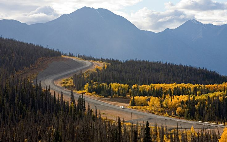15 Stops for the Ultimate Alaska Highway Road Trip