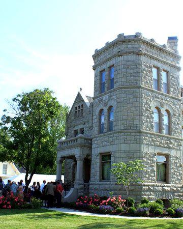 The Castle Tea Room, Lawrence, Kansas