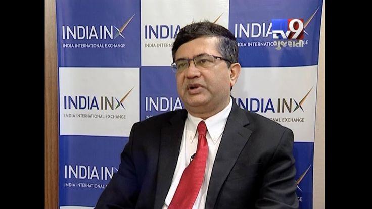 Meet Ashishkumar Chauhan, CEO of the Bombay Stock Exchange  Subscribe to Tv9 Gujarati: https://www.youtube.com/tv9gujarati Like us on Facebook at https://www.facebook.com/tv9gujarati Follow us on Twitter at https://twitter.com/Tv9Gujarati Follow us on Dailymotion at http://www.dailymotion.com/GujaratTV9 Circle us on Google+ : https://plus.google.com/+tv9gujarat Follow us on Pinterest at http://www.pinterest.com/tv9gujarati/