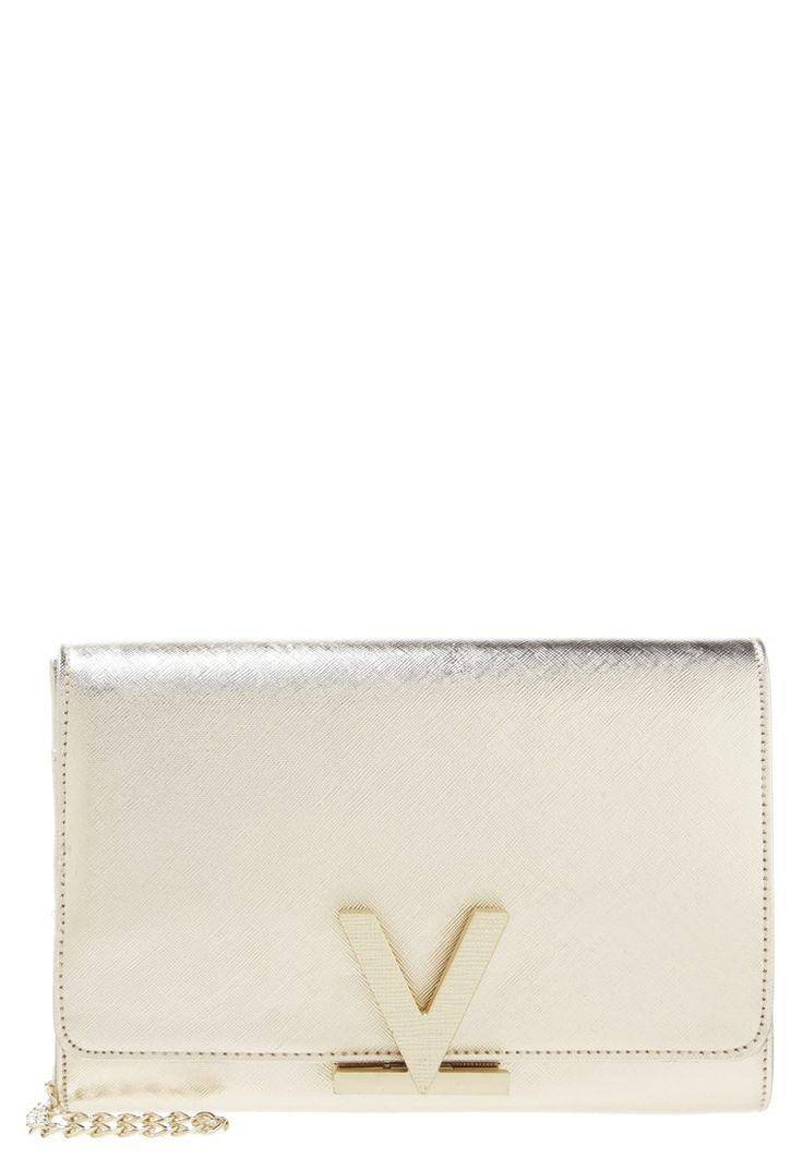 Valentino by Mario Valentino PARADISE Torba na ramię oro