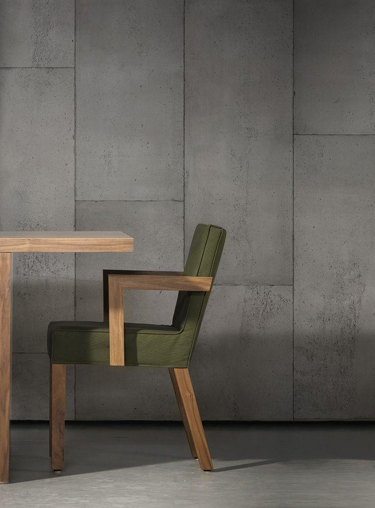 CON-01 Concrete Wallpaper
