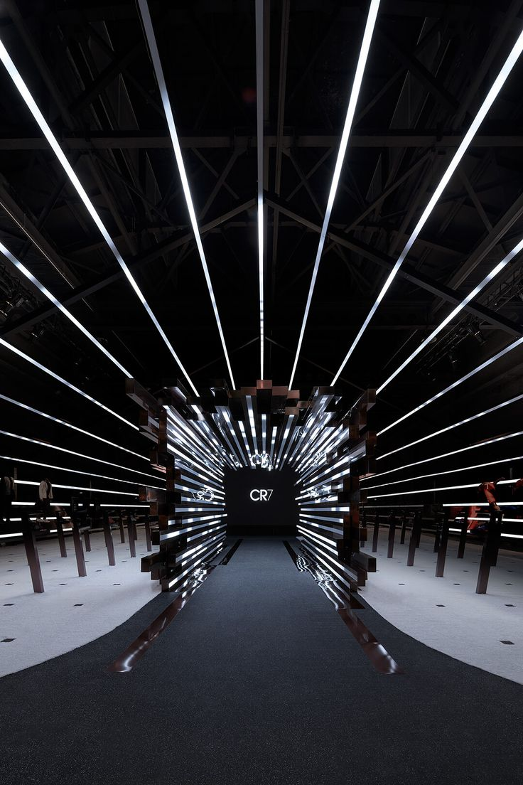 Coordination Asia's use of light transforms the digital landscape into reality