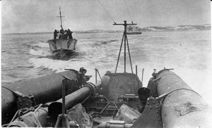 Torpedo boats Northern Fleet