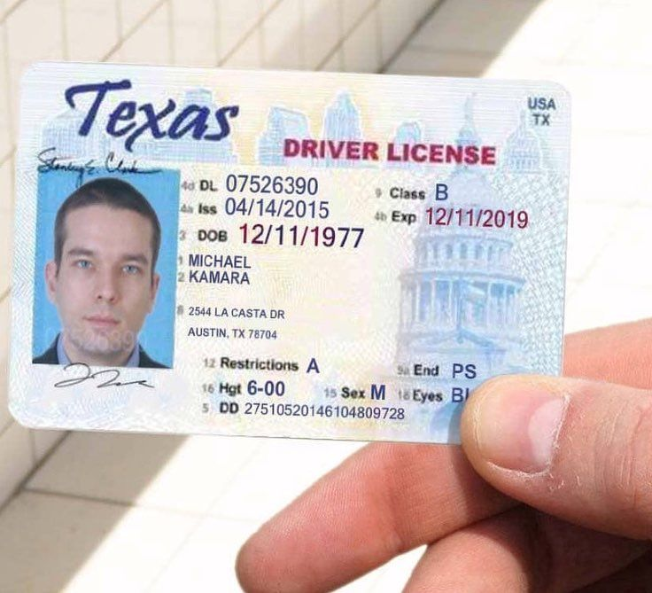 How To Get A Texas Id Without A Birth Certificate