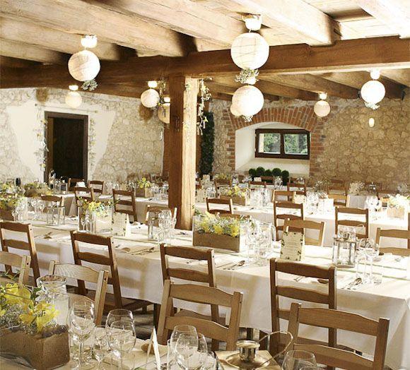 Włoskie przyjęcie w małopolskim Pałacu Minoga. Tak! To możliwe.