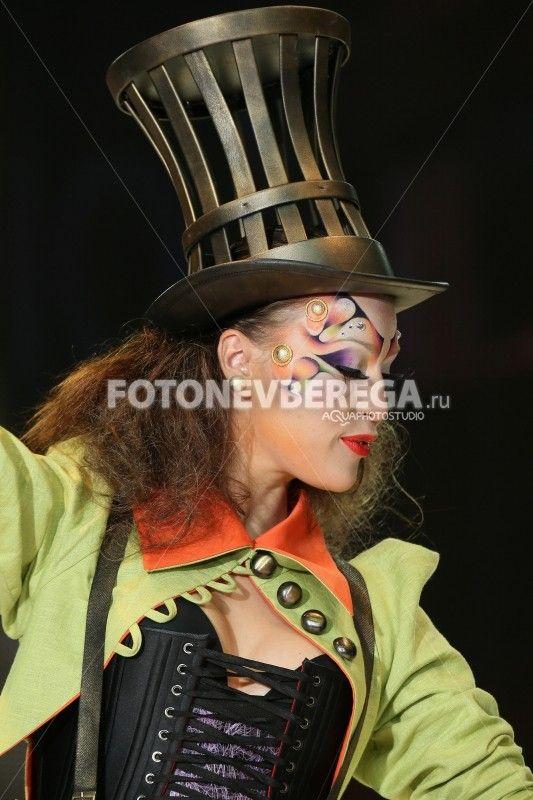 """Мои работы по макияжу в конкурсе """"Невские Берега"""" 2013 , занявшие 1 , 2 места и гран-при."""