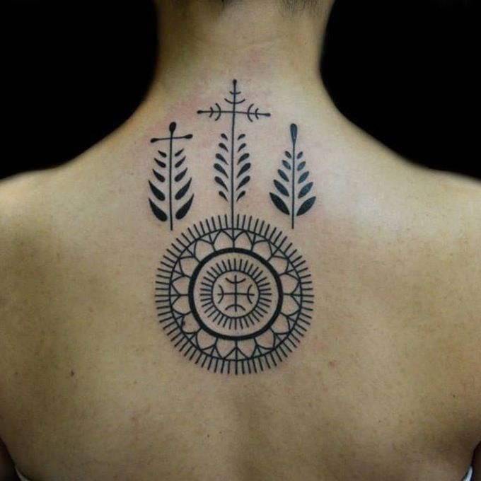 Traditional Croatian Tattoos Have Been Rediscovered Again – Slavorum