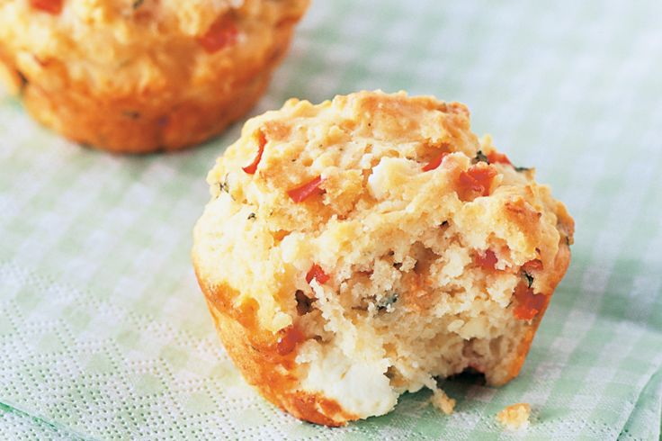 Feta & Oregano Muffins