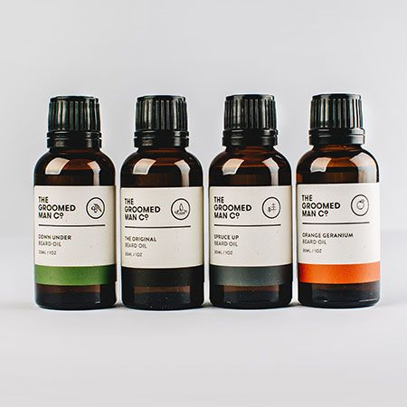 The Groomed Man Co - Great packaging, great design and on trend product range from a relatively new Aussie startup.