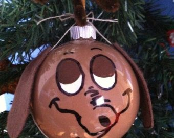 Christmas ornament, The Grinch's dog , The Grinch, Max ornament