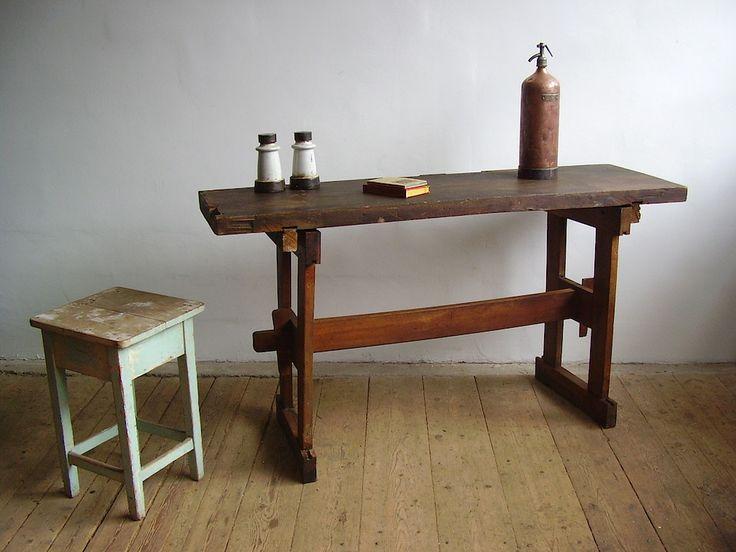 Workshop table (artKRAFT)
