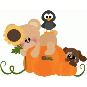 1246 best fall clipart images on pinterest halloween clipart rh pinterest co uk cute fall leaf clipart cute fall animal clipart