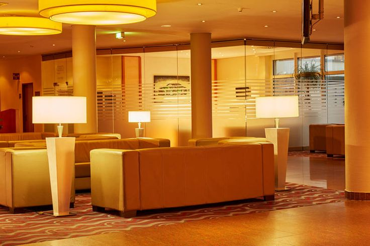 RAMADA Hotel Leipzig - Lobby