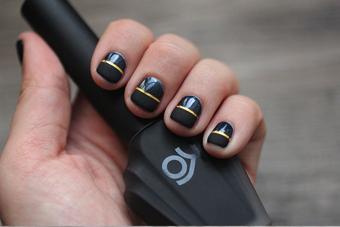 [don't swipe] 7 DIY Striped Nail Art Designs You'll Love 0 - https://www.facebook.com/different.solutions.page