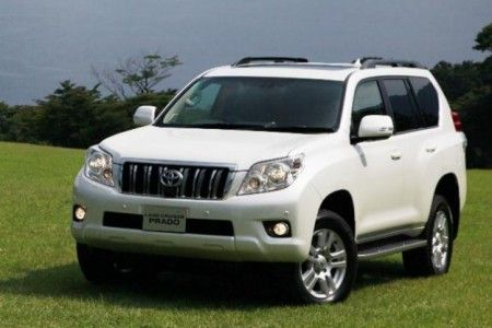 Toyota Prado 2014 Price in Pakistan and Features