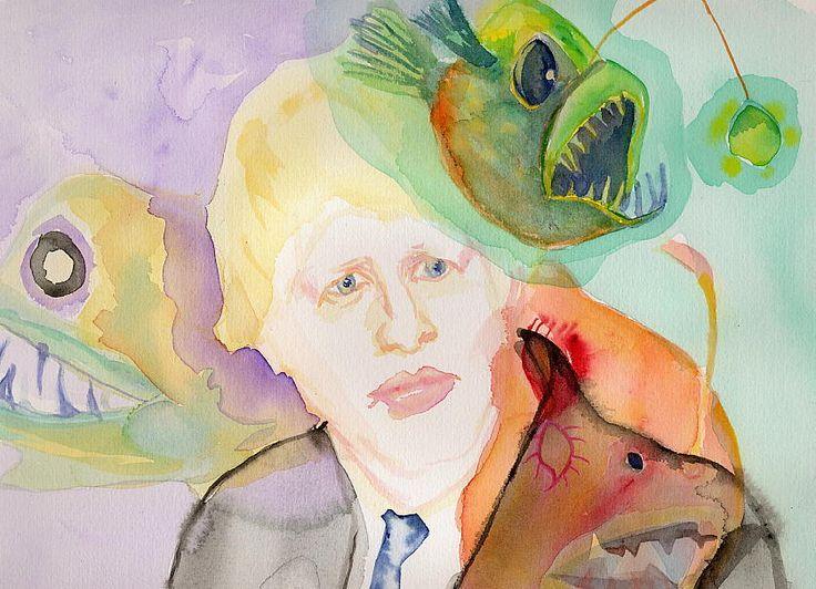 Tama McArdell: The Fishy Deep