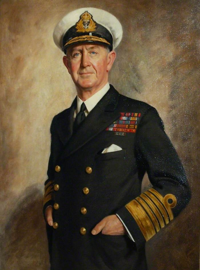 Viscount Cunningham of Hyndhope (1883–1963), First Sea Lord