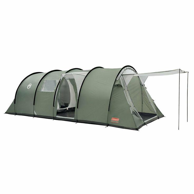 #Coleman Coastline Deluxe 8 man #tent - http://www.survivalsuperstore.co.uk/coleman