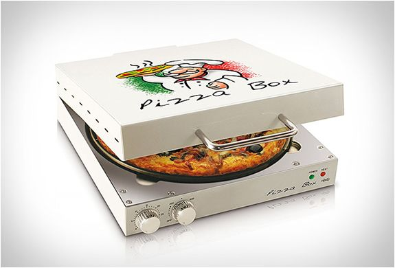 Pizza box oven products we love pinterest aparatos for Utensilios pizza