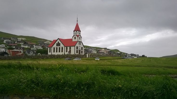 Kirkjan í Sandavági