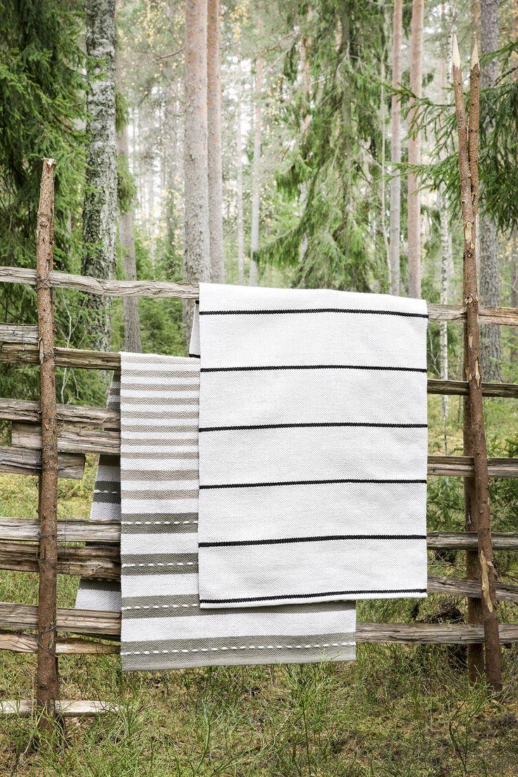Kauhava and Alppila rugs by Matleena Issakainen
