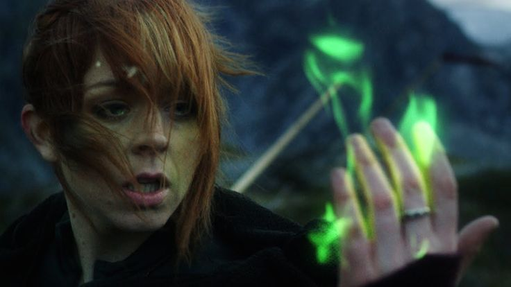 #LindseyStirling - #DragonAge - Lindsey Sterling fights dragons with the power of music in her amazing new video for Dragon Age: Inquisition. Lead them or fall...