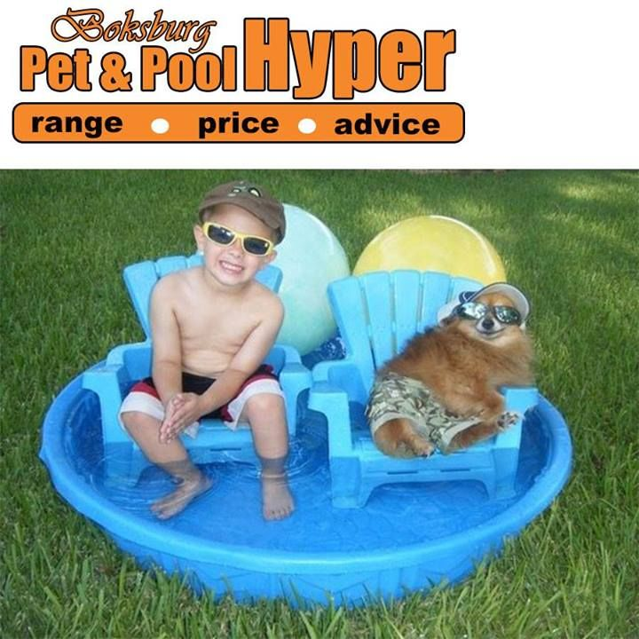 Finally Friday! What pool fun do you have planned over the weekend? Pop in at Pet & Pool Hyper Boksburg for great pool products and advice for keeping your pool sparkle clean. #pool #swimmingpool