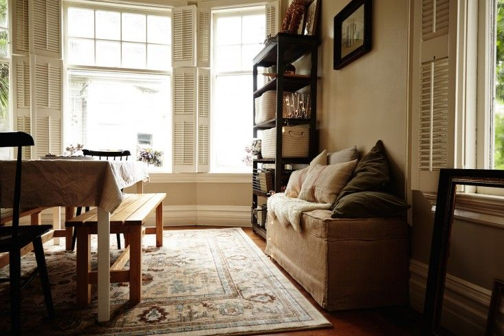 Rehab Diary: A Living Room Update Just in Time for the Holidays - Remodelista