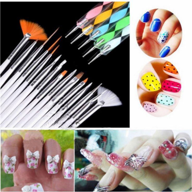 Mejores 281 imágenes de Manicures en Pinterest   Manicuras, Arte de ...