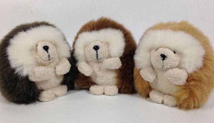 Gund Ganley the Hedgehog Plush Set of 3  #GUND