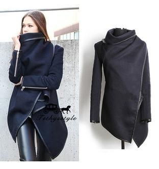 >> Click to Buy << 2015 Promotion Sale Casacos Femininos Woman Overcoat Europe And The Of Cultivate Temperament Woollen Coat Trench Custom Women #Affiliate