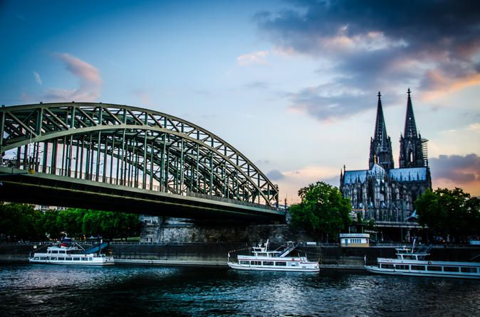 5-Day Cologne and Paris Overnight Coach Tour from Cologne Explore Cologne and Paris in a 5-day overnight tour from Cologne. Start your trip with a two nights stay in Cologne and travel to Paris for another 2 nights stay next, enjoying a leisurely ride on a modern national coach line bus.Explore Cologne and Paris with this two-cities 5-day overnight tour from Cologne. Travel conveniently in a comfortable long distance coach from Cologne to Paris, where your tour ends after your...