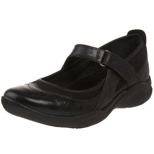 Womens Leather Walking Shoes Arch Support Size M
