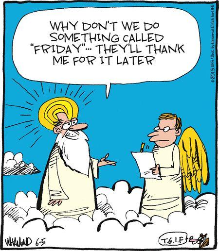 humor funny church catholic friday cartoons jokes christian religious bulletin memes religion funnies cartoon bible jesus god reality check hilarious