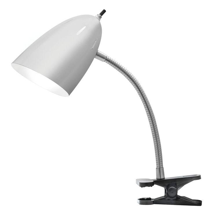 Catalina Lighting 17974-002 Clip-On Desk Lamp | from hayneedle.com