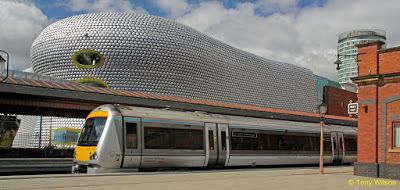 A Wise Word or Two: Moments in Time: West Midlands Rail news