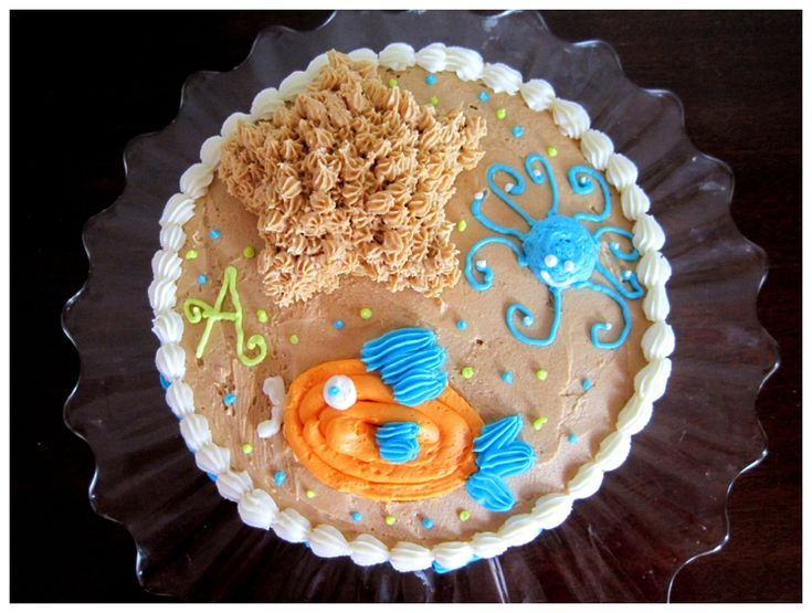 Cake with Peanut Butter Frosting | Recipe | Peanut Butter Frosting ...