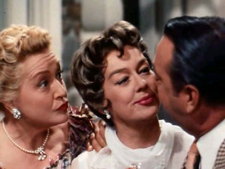 AUNTIE MAME with Rosalind Russell LOVE LOVE LOVE