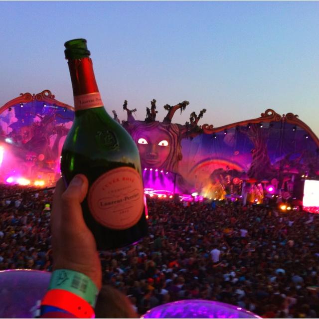 Tomorrowland 2012