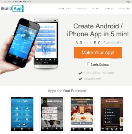 Best Websites to Design a Smartphone App