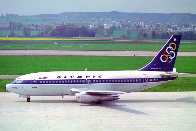 Olympic airways (B737-200)